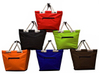 Manufacturer direct online selling retail little price aluminum tube collapsible shopping basket
