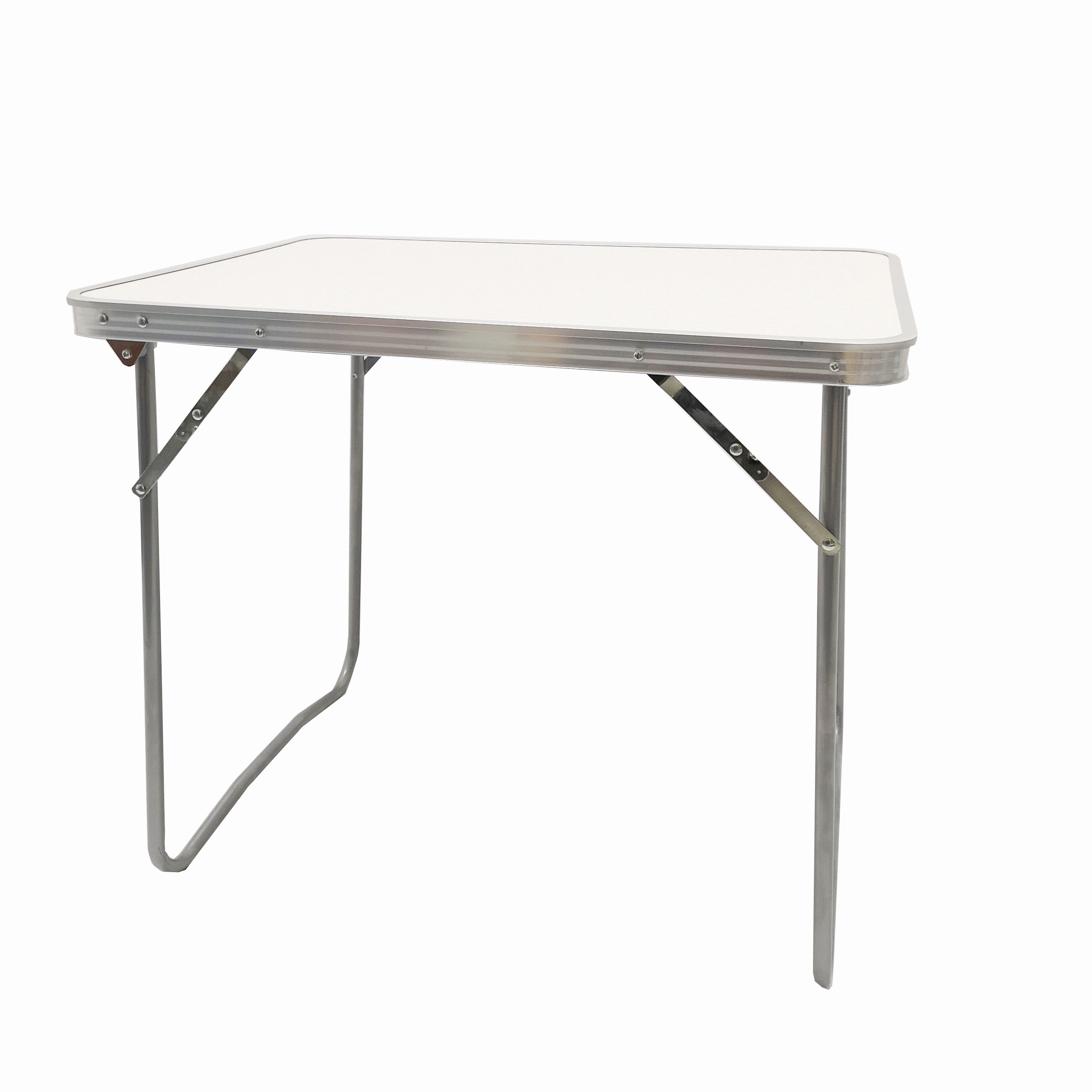 Portable Height Adjustable Aluminum Folding Camping Table