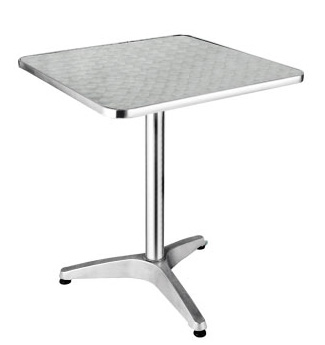 Factory Wholesale Picnic Aluminum Table, Outdoor Furniture Folding Camping Table