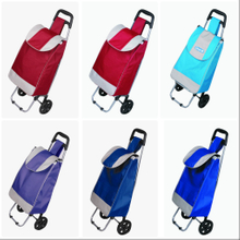 Lightweight Grocery Foldable Shopping Cart Trolley